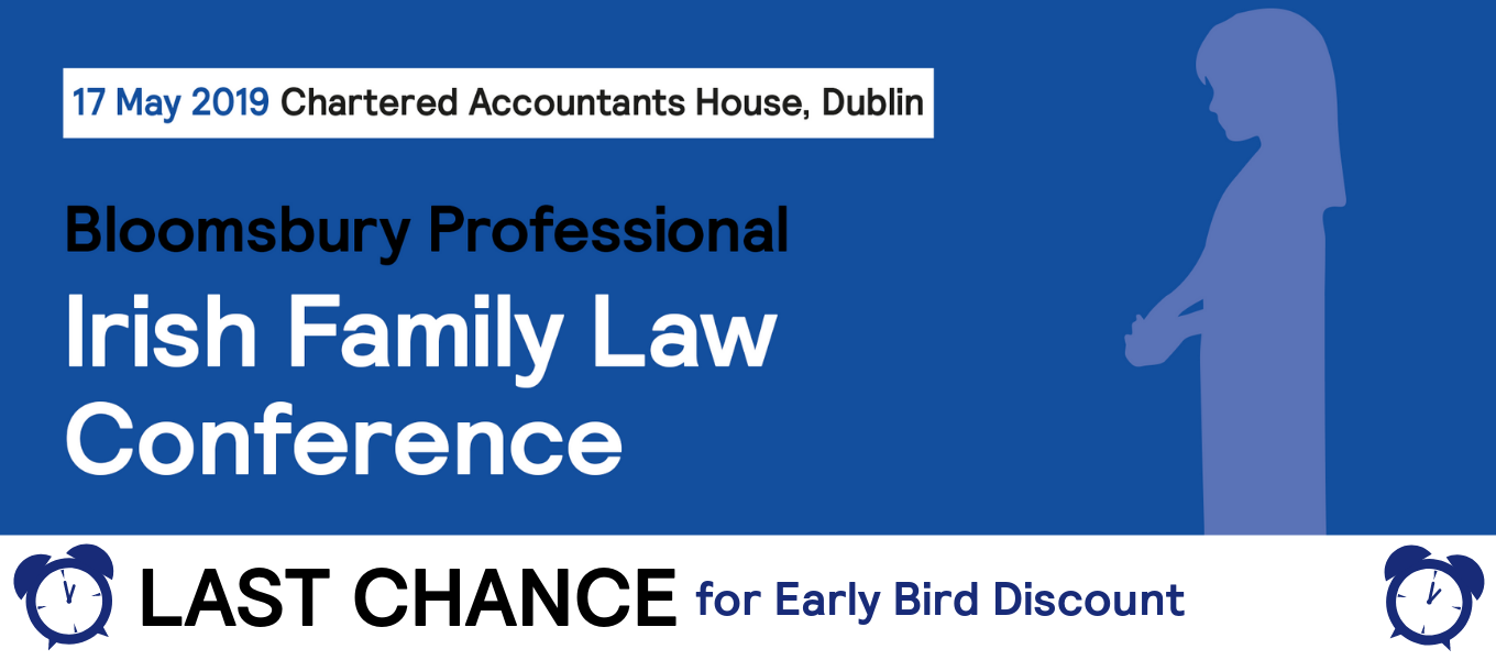 Early Bird Discount - Last Chance