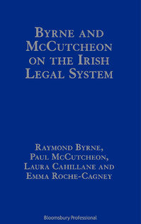 Mockup Byrne and McCutcheon on the Irish Legal System